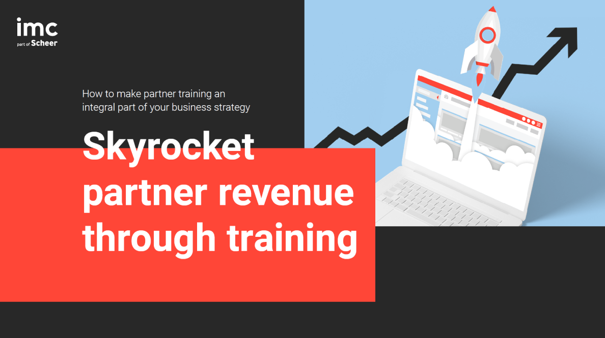 Whitepaper Skyrocket Partner Revenue Through Training