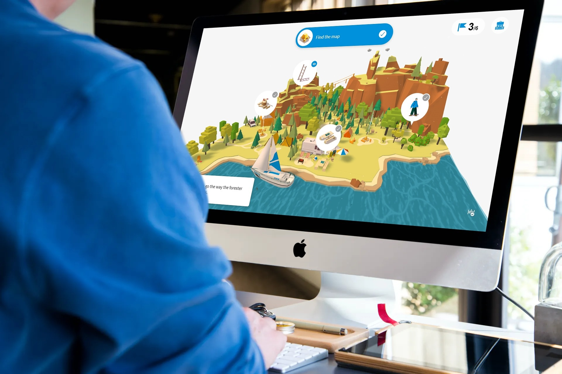 Gamification learning