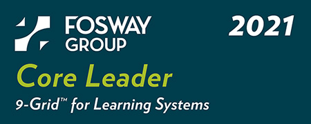 Fosway badge 2021 Core Leader